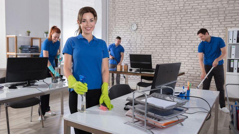 Gewerbliche Reinigung aus Niederdorfelden